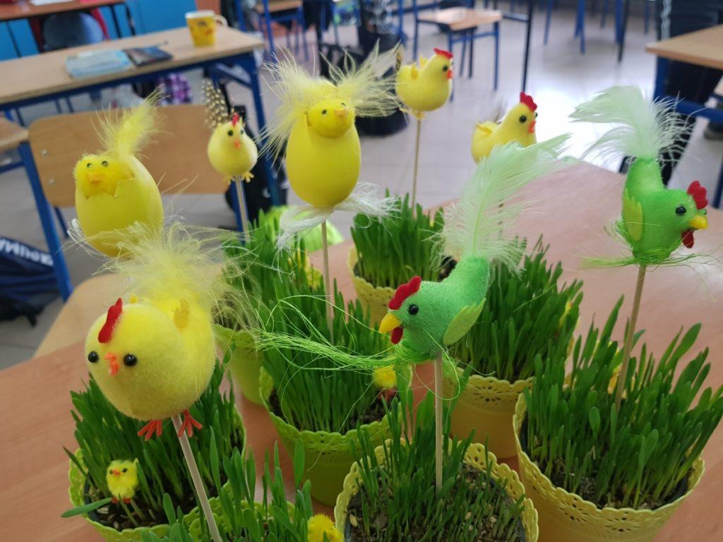 Wielkanoc w szkole