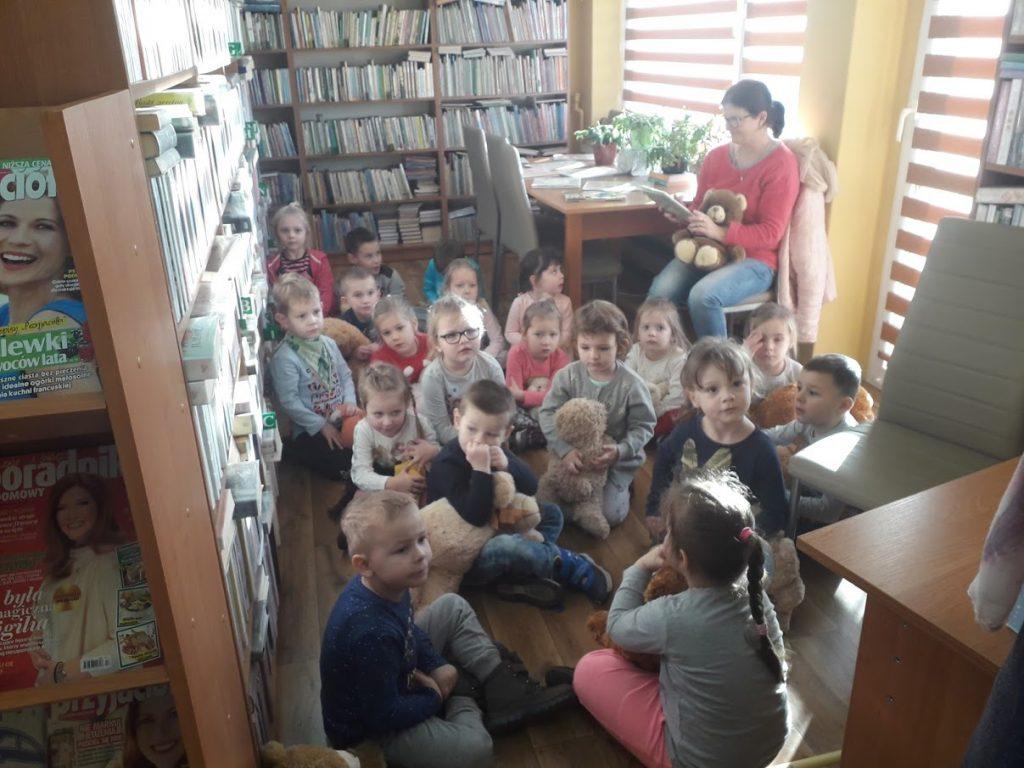 Przedszkole w bibliotece